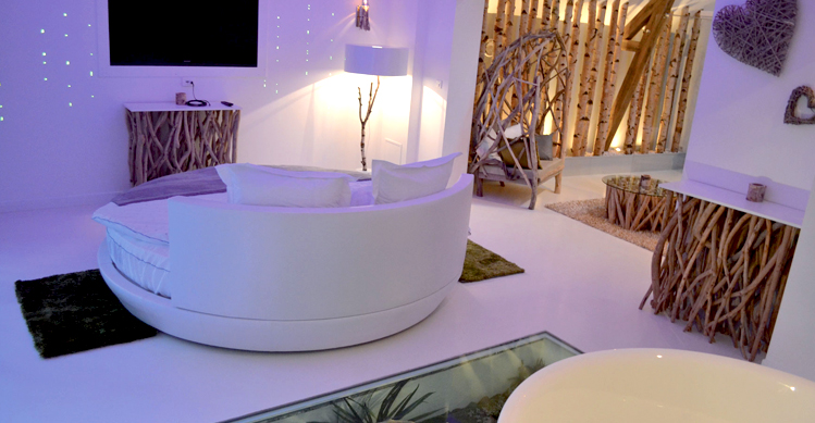 Chambre luxe avec jacuzzi normandie for Chambre luxe avec jacuzzi normandie
