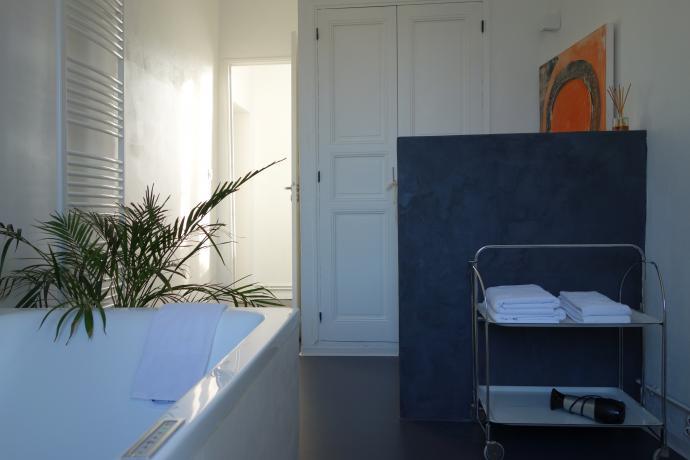 Metafort chambre d 39 h te diamantina avec baignoire baln o - Chambre de charme avec jacuzzi belgique ...