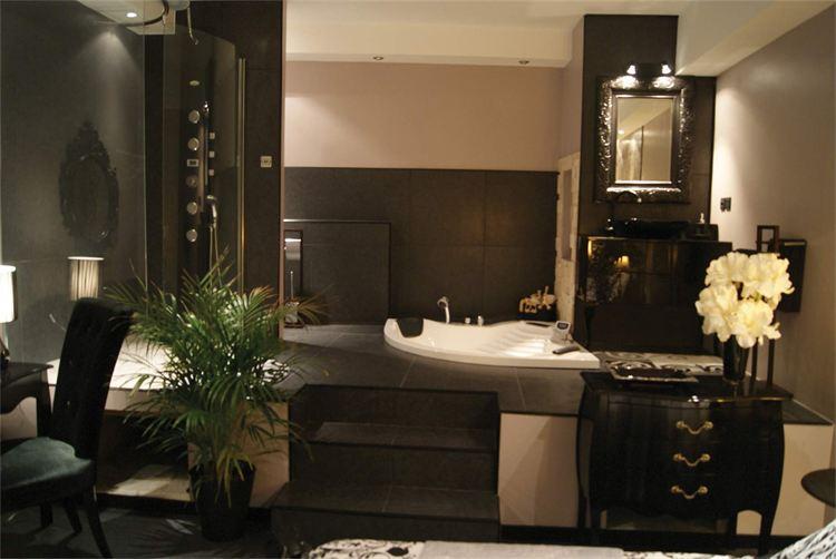 villa chrissylla chambre avec jacuzzi